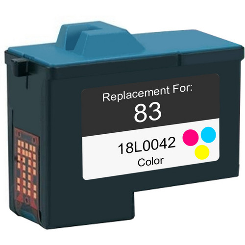 Lexmark #83 - 18L0042 Color replacement