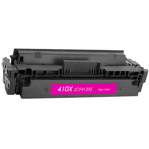 HP 410X (CF413X) Toner Cartridge Magenta