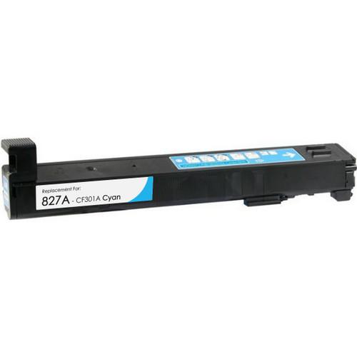 HP 827A (CF301A) Toner Cartridge Cyan High Yield