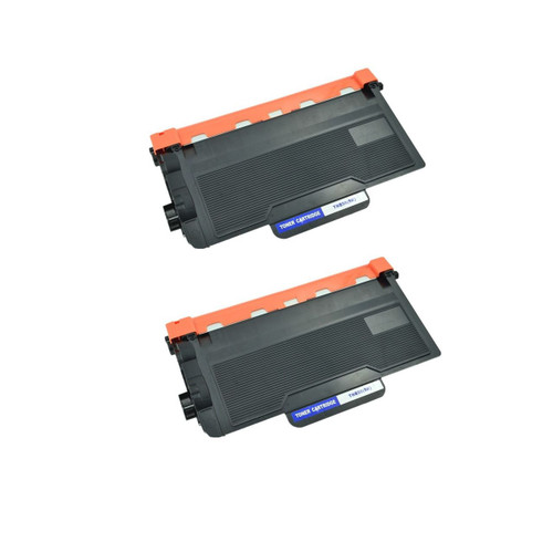 2 Pack - Compatible Brother TN850 Toner Cartridges