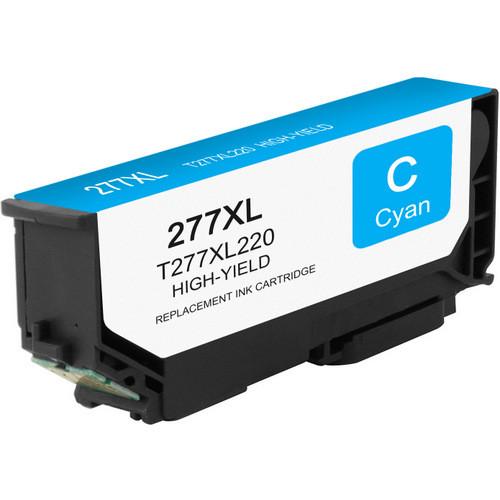 Epson 277XL Cyan Ink Cartridge, High Yield