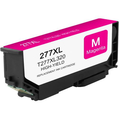 Epson 277XL Magenta Ink Cartridge, High Yield
