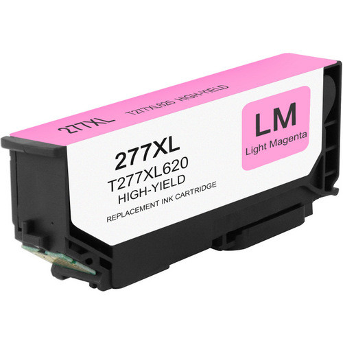 Epson 277XL Light Magenta Ink Cartridge, High Yield
