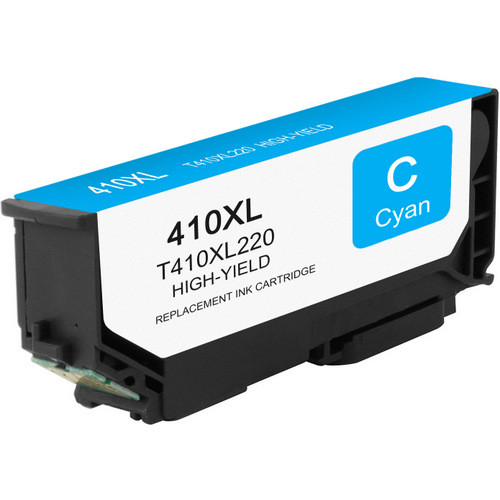Epson 410XL Cyan Ink Cartridge High Yield