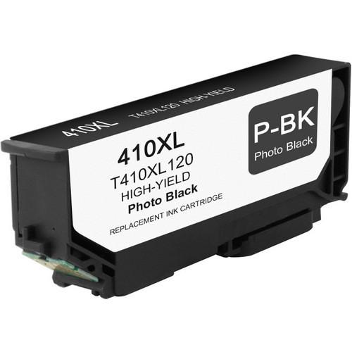 Epson 410XL Photo Black Ink Cartridge, High Yield