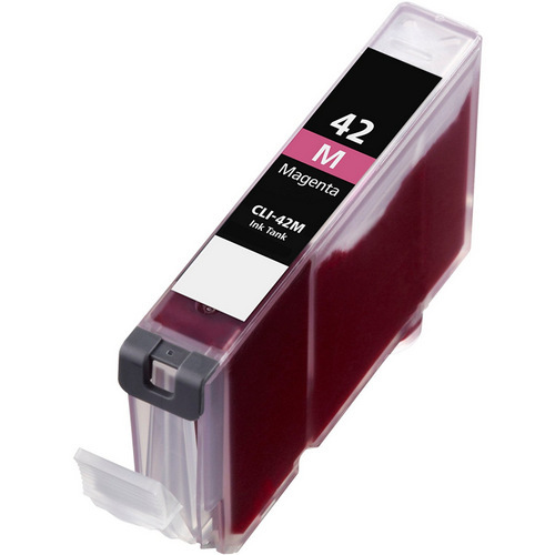 Canon Cli-42M Ink Cartridge, Magenta