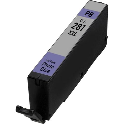 Canon CLI-281 XXL Photo Blue Super High-Yield Ink Cartridge