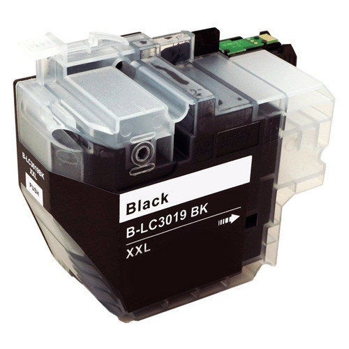 Brother LC3019BK Ink Cartridge, Black, Super High-Yield
