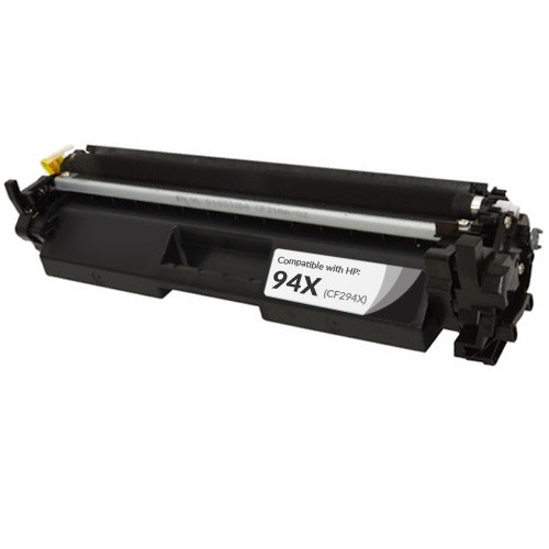 HP 94X Toner Cartridge, Black, High-Yield