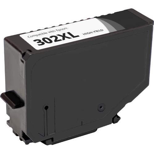 Epson 302XL Photo Black High Yield Ink Cartridge (T302XL120)