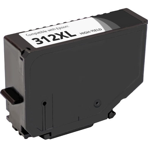 Epson 312XL Black High Yield Ink Cartridge (T312XL120)