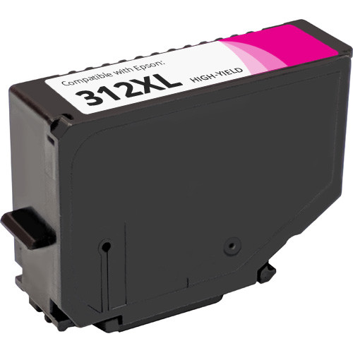 Epson 312XL Magenta High Yield Ink Cartridge (T312XL320)