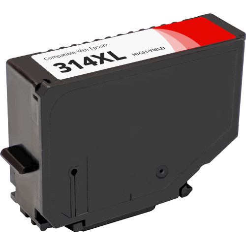 Epson 314XL Red High Yield Ink Cartridge (T314XL820)