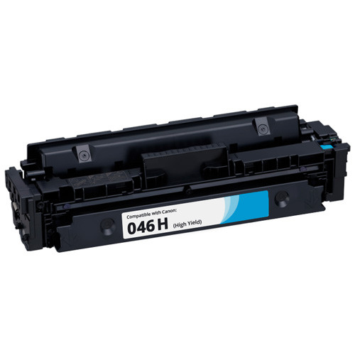 Canon 046H Cyan High-Yield Toner Cartridge