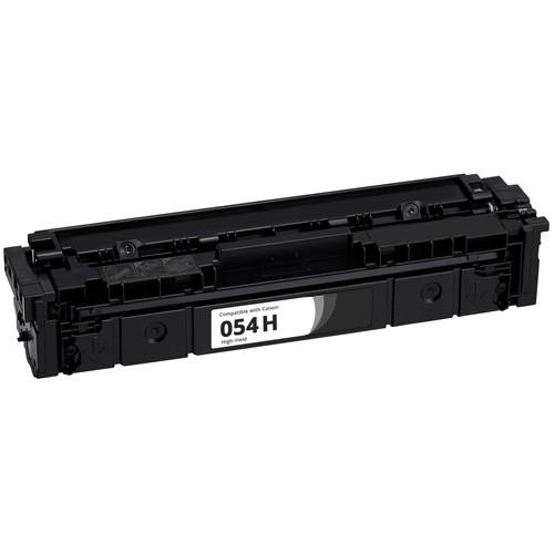 Canon 054H Black High-Yield Toner Cartridge
