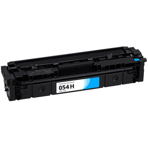 Canon 054H Cyan High-Yield Toner Cartridge