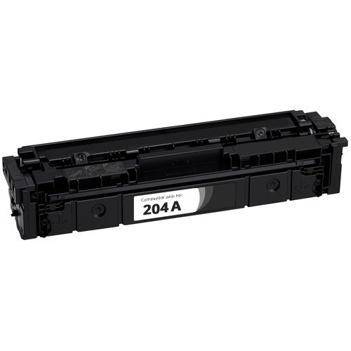 HP 204A Black Toner Cartridge