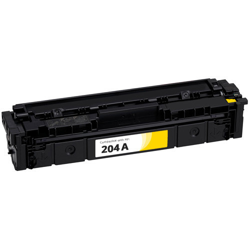 HP 204A Yellow Toner Cartridge