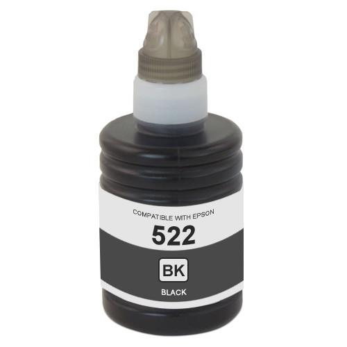 Epson 522 Black Ink Bottle (T522120-S)