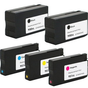 HouseOfToners Remanufactured Ink Cartridge Replacement for HP 950XL CN045AN 1 Black