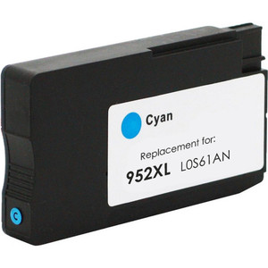 HP Remanufactured 952XL / L0S61AN Cyan Inkjet