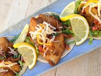 Basa Fish Street Taco