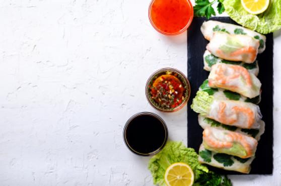 Saigon Souvenir Fresh Spring Roll