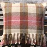 northumbrian tweed, fleece to fabric