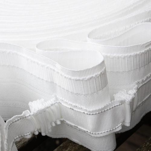 "Slalom 3"" deep wave affect curtain heading tape"