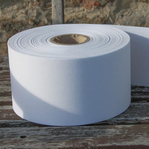 double sided fusible cotton buckram for hand made curtain headings