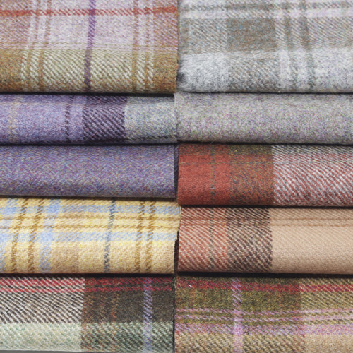 Tweed Fabric Buble