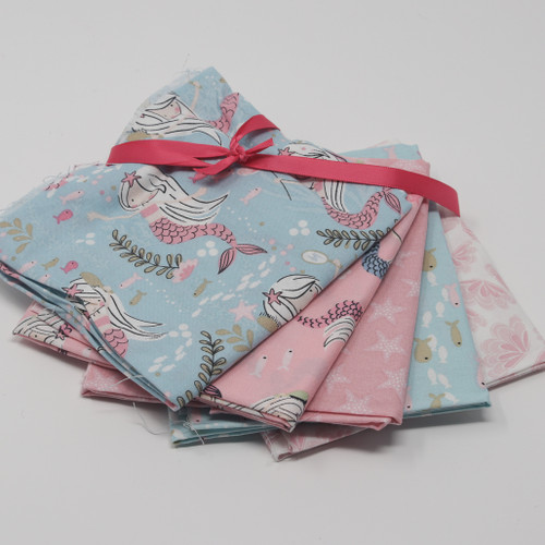 Mermaid Fat Quarter Bundle