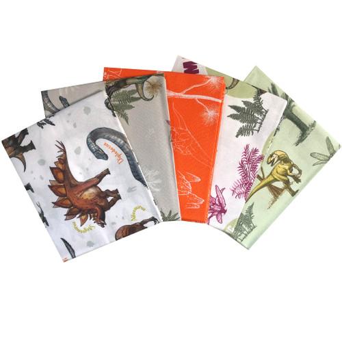 Age of Dinosaurs Fat Quarter Bundle