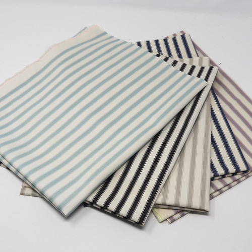 Ticking Stripe Fat Quarter Pack
