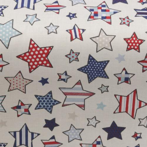 Twinkle Nautical Cotton Craft Fabric