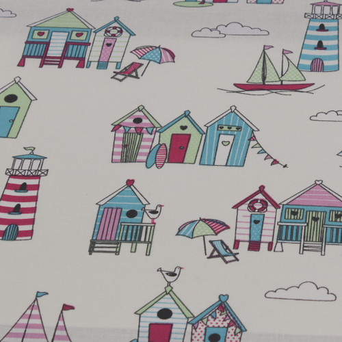 Happy Days Candy cotton print