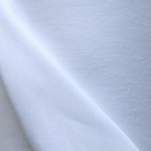 bleached white cotton muslin