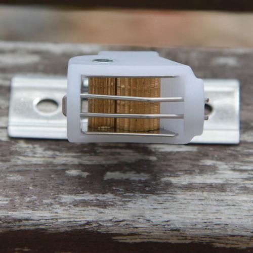 Self Locking Roman Blind bracket