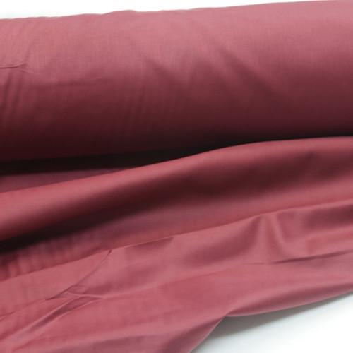wine 100% cotton sateen curtain lining