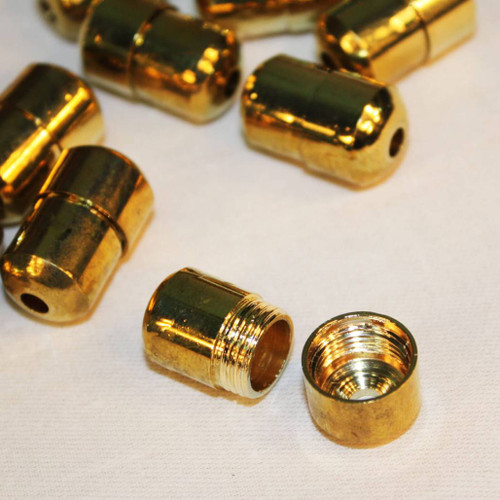 Brass cord connector