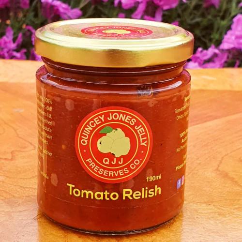 Award-Winning Homemade Tomato Relish