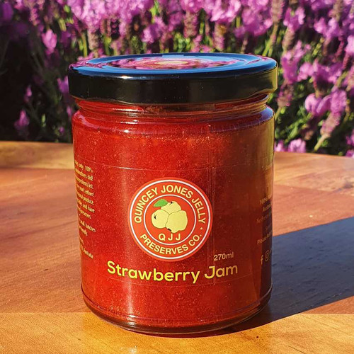 Strawberry Jam 270ml
