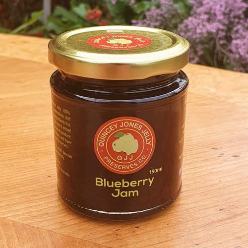 Blueberry Jam 190ml