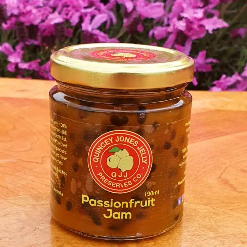 Passionfruit Jam 190ml - Summer In a Jar!