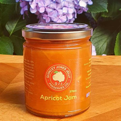 Apricot Jam 270ml