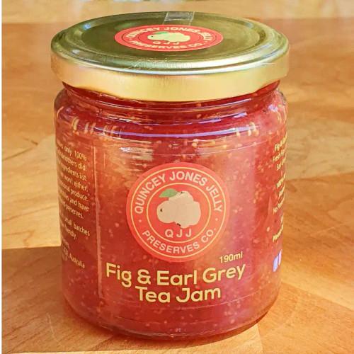 Fig & Earl Grey Tea Jam
