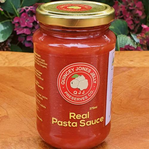 Real Pasta Sauce 375ml - Beautiful Colour, Beautiful Flavour