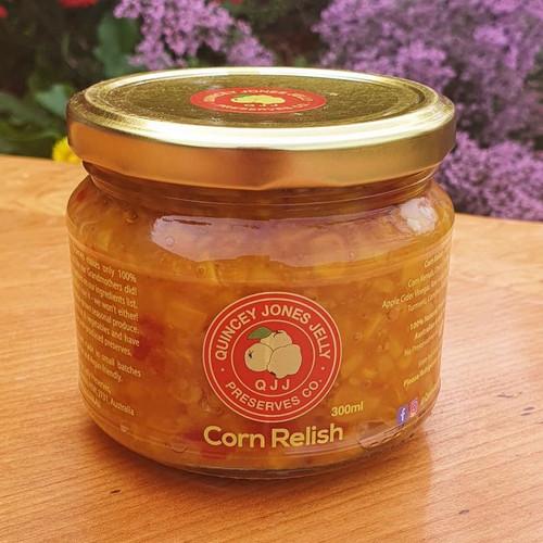 Corn Relish - 300ml