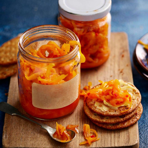 Carrot & Citrus Chutney (300ml) - Early Release Special