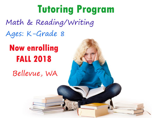 Tutoring Program - Bellevue, WA